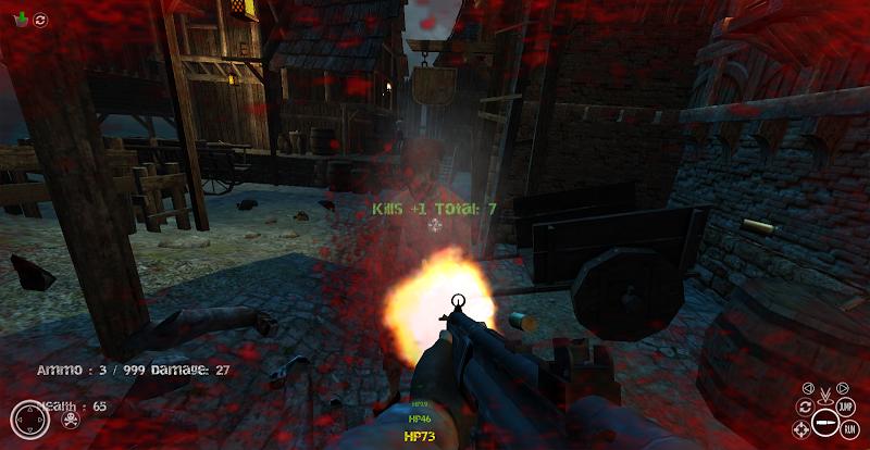 Скриншот Zombie Hunt: Africa Contract