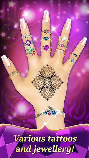 Code Triche Jeu de ongles salon: Manucure pour fille APK MOD screenshots 5