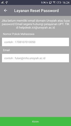 KRS Online Unsyiah screenshot 5