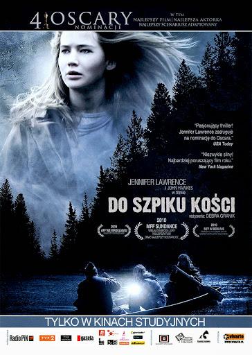 Przód ulotki filmu 'Do Szpiku Kości'