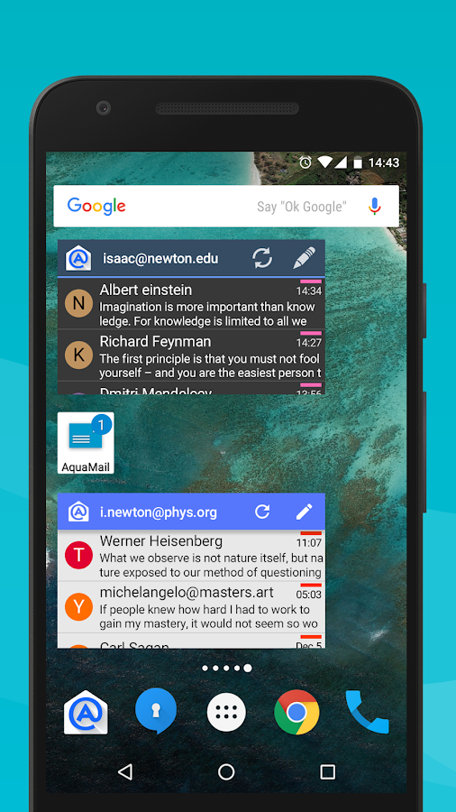 Beliebte Apps Android