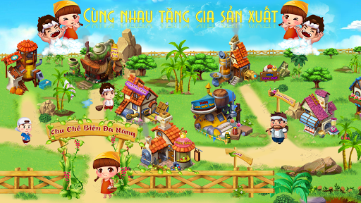 Vuon Treo Babylon - game nong trai 2.1.1 screenshots 2