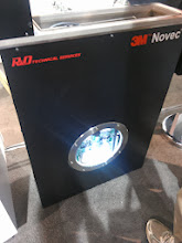 Photo: 3M Novec, the successor to Cray blood.  Phase-changing immersion cooling.