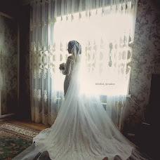 Wedding photographer Tofik Ismailov (Ismailov). Photo of 09.01.2017