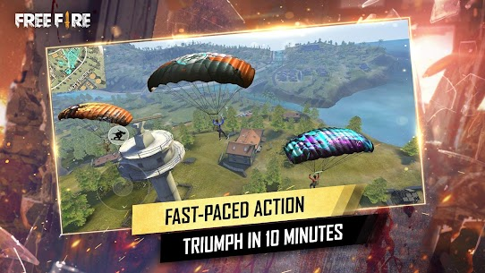 Garena Free Fire MOD Apk (Unlimited Diamond, Health) for Android 2
