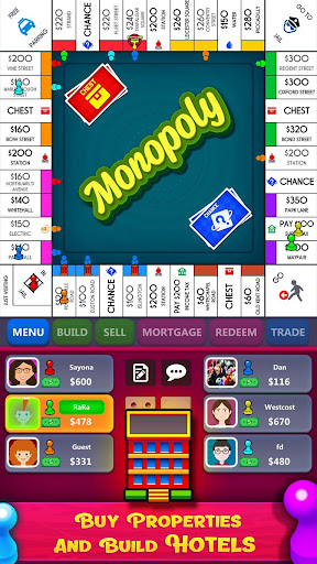Monopoly - screenshot