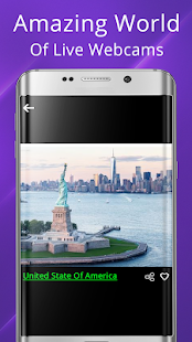 Earth Online Live Webcams-Live Camera Viewer World for PC-Windows 7,8,10 and Mac apk screenshot 3