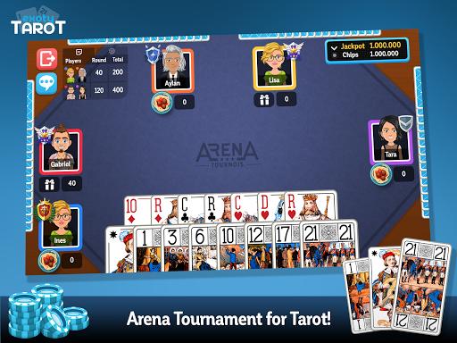 Multiplayer Tarot Game screenshot 13