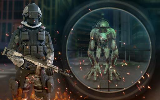 Zombie Gun Shooter - Real Survival 3D Games 1.1.5 de.gamequotes.net 4
