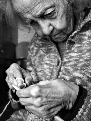 Mani di nonna di lhara