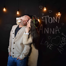 Wedding photographer Anastasiya Potemkina (nasta). Photo of 07.02.2016