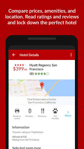 Hotwire Hotel & Car Rental App screenshot 6