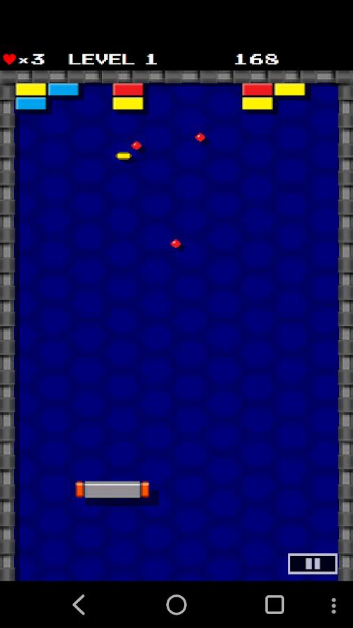 Brick Breaker Arcade- screenshot