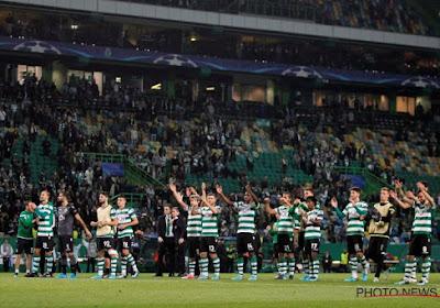 Un international portugais prolonge l'aventure au Sporting Portugal un mois après l'avoir quitté