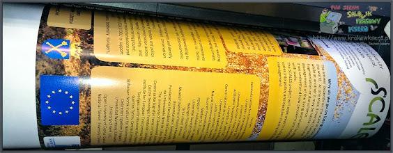 Photo: poster A2 druk od ręki