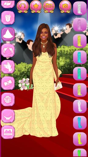 Red Carpet Dress Up Girls Game apktram screenshots 17