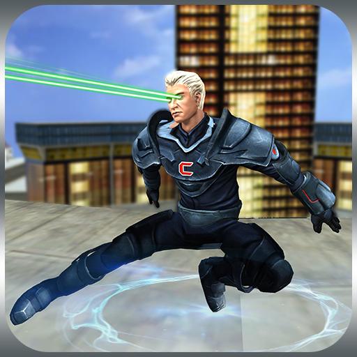 Cipher Super Hero Vs Super Villains