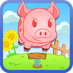 3 little pigs way sweet home Icon