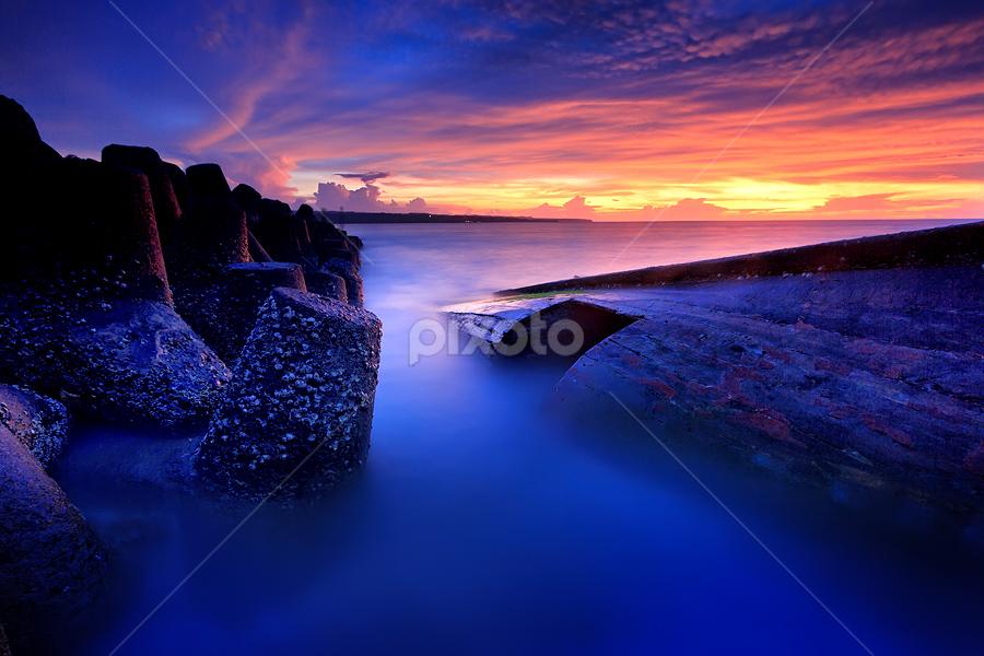 by Made Suwita - Landscapes Sunsets & Sunrises