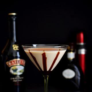 Baileys Martini.