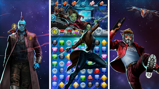MARVEL Puzzle Quest: Join the Super Hero Battle! 204.531444 screenshots 24