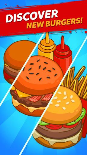 Merge Burger: Food Evolution Cooking Merger 1.0.94 screenshots 4