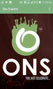 Ons Event - náhled