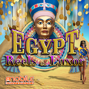 Egypt Reels of Luxor Slots Pyramid Of Jewels PAID