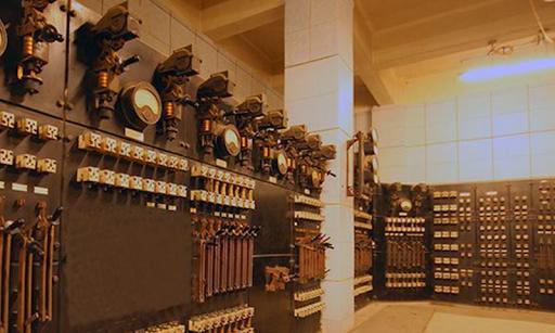 バタシー発電所の脱出
