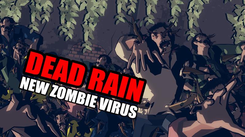Dead Rain : New zombie virus Screenshot 0