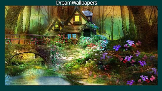 Gravity Falls Landscapes Phone Wallpaper App Enchanted Forest Wallpaper Apk For Windows Phone