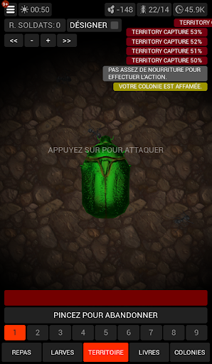 Code Triche MA COLONIE DE FOURMIS apk mod screenshots 1