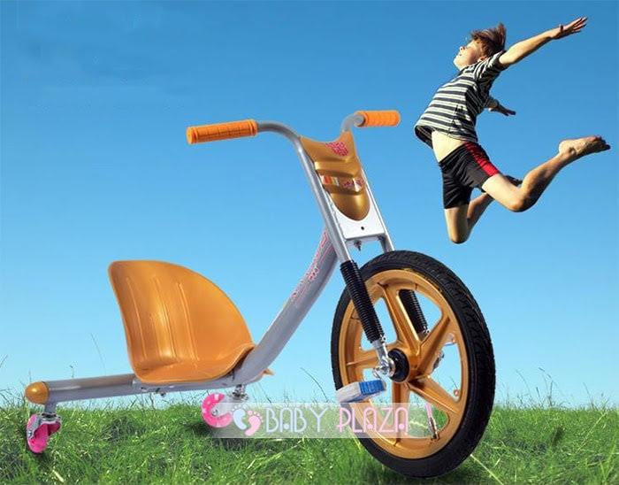 Xe đạp 3 bánh Drift PX-677 cho bé 4