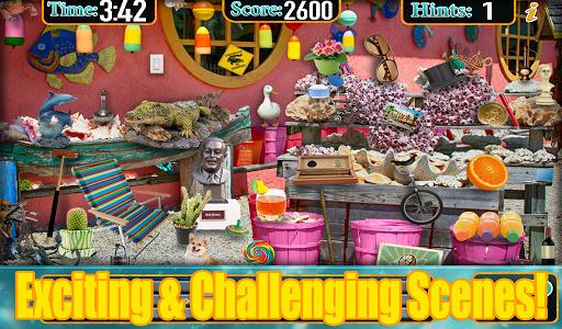Hidden Objects Florida Travel - Free Object Game apkmr screenshots 12