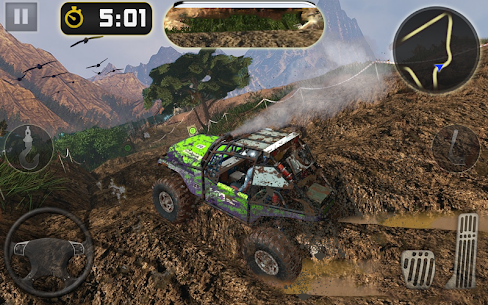 Offroad Drive : 4×4 Driving Game 7