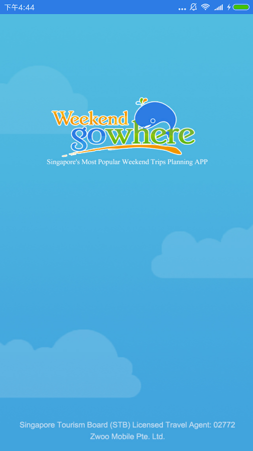 WeekendGoWhere-Travel Deals- screenshot