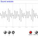 소리분석(진폭,진동수,파형)-과학실험 icon