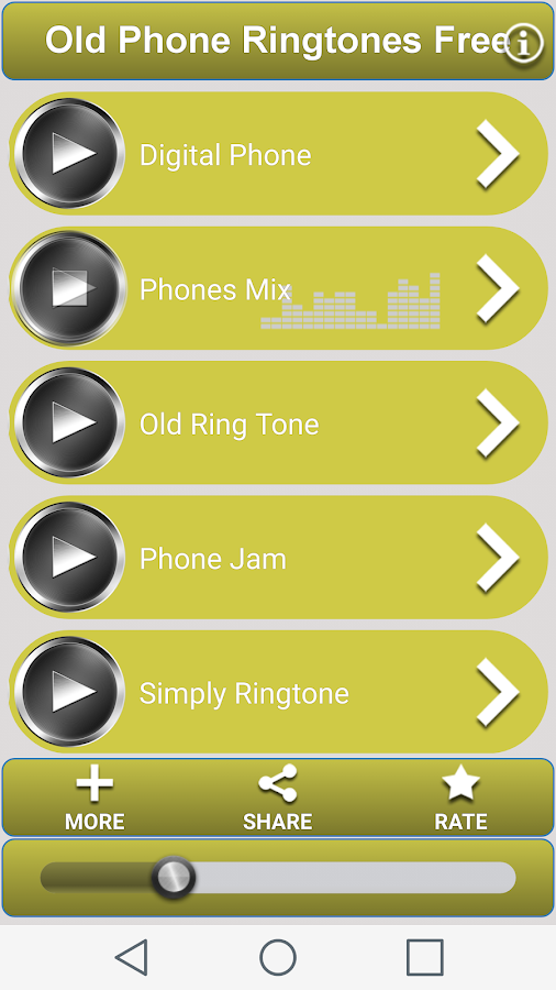 Old Fashioned Ringtone Download Free