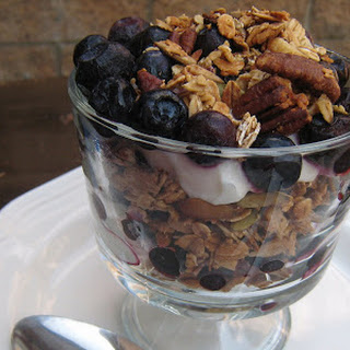 Maple Nut Granola Recipes