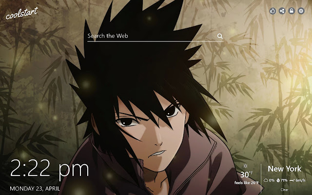 Sasuke Hd Wallpapers Naruto Anime Theme