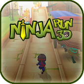 Ninja Run 3D Endless Ninja Running Game Android APK Download Free By A2z Games