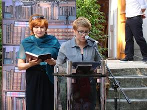 """Photo: Narodowe Czytanie """"Trylogii"""" Henryka Sienkiewicza [06.09.2014]"""