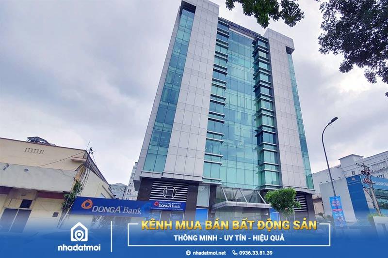 tòa nhà saigon finance center