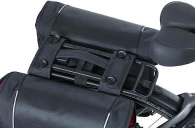 Basil Sport Design Double Pannier - 32L MIK Mount Black alternate image 2