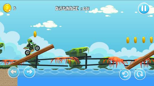 Amazing MotoBike Jumper Screenshot