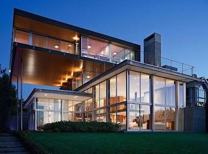 Glass House Design - náhled