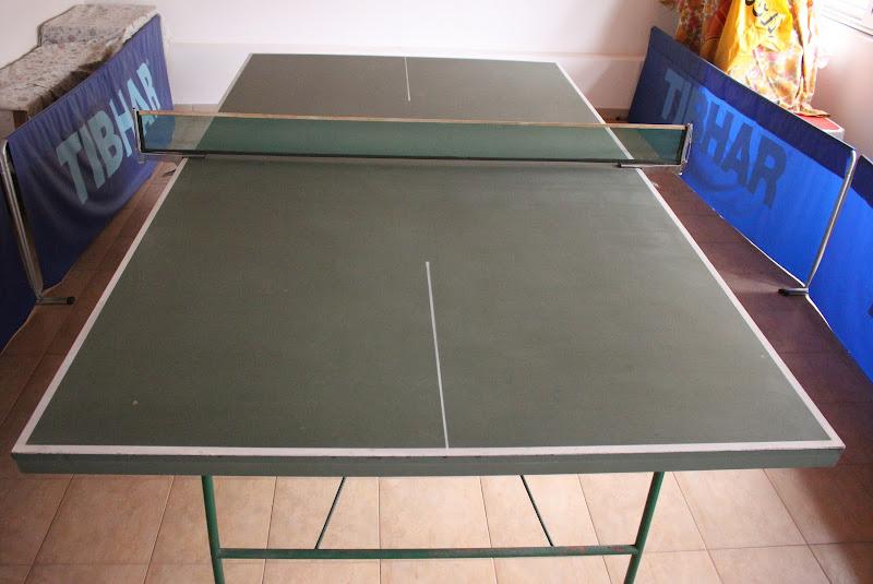 stanza di ping pong di Antonio De Felice