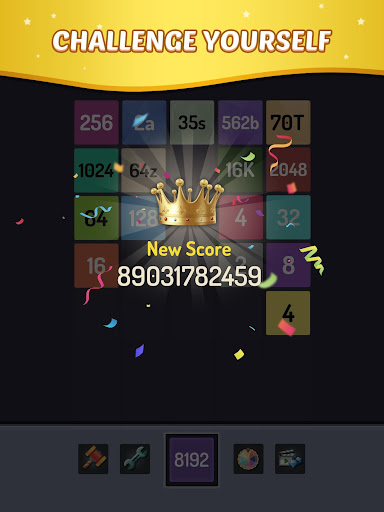 Merge Block - 2048 Puzzle 2.7.5 screenshots 15