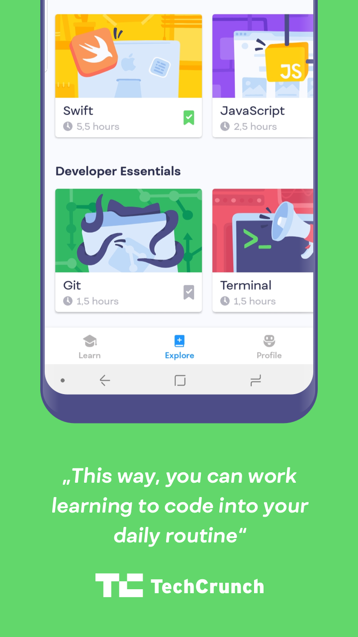 Mimo: Learn to Code v1.5.1 [Premium]