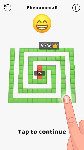 Clash of Blocks screenshot 3